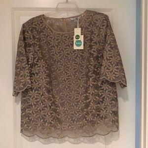 Boden dressy blouse
